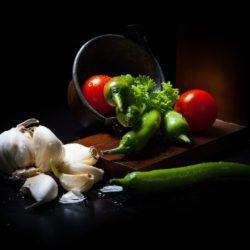 Cucina depurativa vegan senza glutine